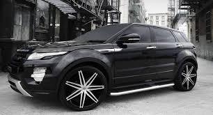 land rover evoque 2014 black. lexani johnson ii blackmachined wheels on 2013 range rover evoque w land 2014 black