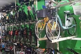 20 toko sepeda di surabaya dan sidoarjo
