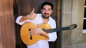 """Antonio Rey   Guitarrista """"Todavía no soy consciente de lo que me ha pasado"""""""