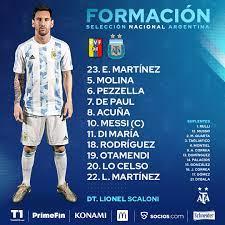 AFA - Selección Argentina - Fotos