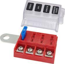 the 12 volt shop 12 Volt Fuse Connectors at Add A 12 Volt Fuse Box