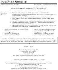cover letter for rn job rn job cover letter entry level nurse cover letter example sample