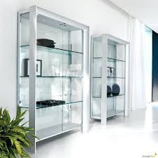 modern curio cabinet. Contemporary Curio Cabinets Curved Glass Cabinet China Modern Wall E