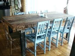rustic kitchen tables rustic kitchen tables rustic kitchen table small rustic oak dining table and 6