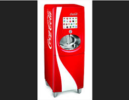 New Coke Vending Machine Delectable CocaCola Rolls Out AIequipped Vending Machines In Universities