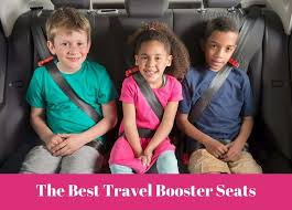 Child Car Seat Weight Chart The Best Car Booster Seats For Travel Mum On The Move