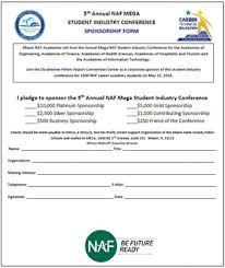 student conference form login miaminaf student conference