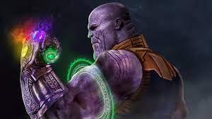 Avengers: Endgame Thanos Infinity ...