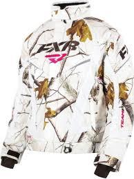 Purchase Fxr Team Realtree Womens Snowmobile Jacket Aphd