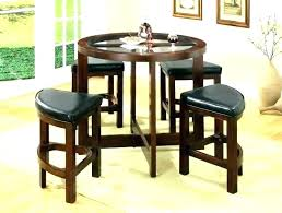 high top kitchen table with leaf dining low height counter ht sets tables chairs gathering bar
