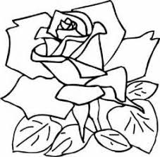 Small Picture Coloring Pages Of Flowers And Roses rose flowers coloring pages