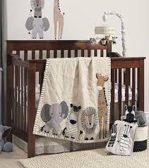 baby crib bedding baby safari nursery
