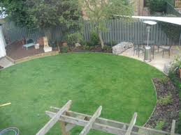 Small Picture Circular Garden Designs Simple Circular Garden Design With Five
