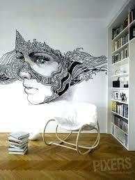 art design ideas for walls cool wall art wall art design ideas mask cool wall art