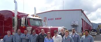 Body Repair   DSU Peterbilt & GMC, Inc.   Portland Oregon
