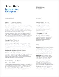 Good Font Modern Resume 6 Amazing Fonts For Your Next Resume Bestfolios Com Medium