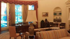 jimmy carter oval office. Carter Center: Oval Office Replication In Jimmy Library