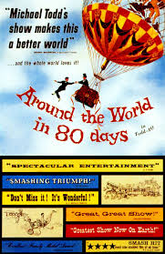 around the world in days so few critics so many poets poster around the world in 80 days 04