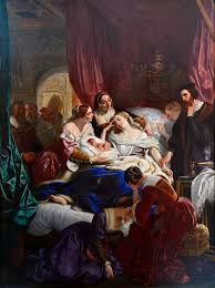 """The Death of Queen Jane"""": Pierce My Right Side Open and Save My Baby ~ The  Imaginative Conservative"""