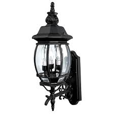 french country outdoor lighting. french country. previous; next. 3 lamp wall mount outdoor lantern country lighting