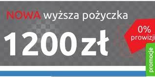 Pożyczka za darmo do 1200 zł w Szybka Moneta