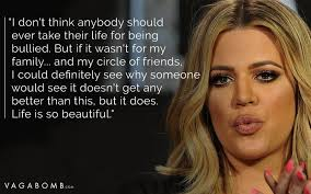 Kardashian Quotes Beauteous 48 Quotes That Make Khloe Kardashian Our Favourite KardashianJenner