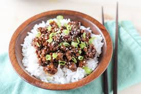 Asian recipes with rice