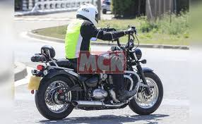 triumph plans speedmaster return motorbike writer
