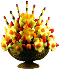 Fruit And Flower Arrangements How To Make A Do It Yourself Edible Fruit  Arrangement Edible Decorating