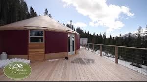 Shelter Designs Yurts Montana Made Shelter Design Of Missoula