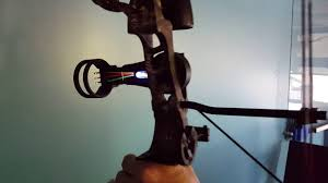 Schlite Sight Light Drawlite Draw Activated Bow Sight Light Youtube