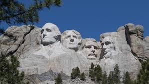 Original Design For Mt Rushmore Mount Rushmore National Memorial Wttw Chicago