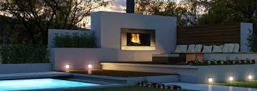 escea ew5000 outdoor wood fire is a perfect addition to a backyard and you can even