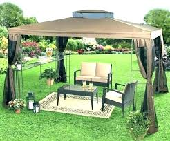 gazebo how to make a for home depot with curtains room outdoor