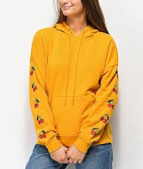 Empyre Fredia Total Mess Gold Hoodie Tops In 2019
