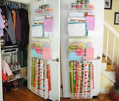 Wallpaper Organization | Easy Storage Ideas for Small Spaces