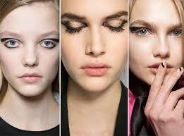 fall winter 2016 2016 makeup trends eyeliner
