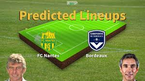 Predicted Lineups and Player News for Nantes vs Bordeaux 26 ...