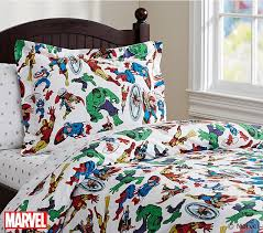 Marvel™ Duvet Cover | Pottery Barn Kids | Boys Bedroom Ideas ... & Marvel™ Duvet Cover | Pottery Barn Kids Adamdwight.com