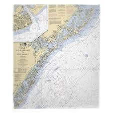 Tide Chart Hereford Inlet Nj Nj Little Egg Inlet To Hereford Inlet Nj Nautical Chart