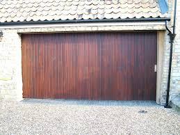 Single Garage Door Size Wageuzi Triple Garage Width How Wide Is A ...