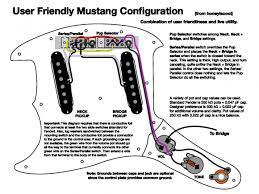 fender mustang wiring diagram wiring diagram libraries fender mustang pickup wiring diagram wiring diagramsawesome of fender mustang wiring diagram guitar diagrams new for