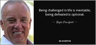 TOP 7 QUOTES BY ROGER CRAWFORD | A-Z Quotes