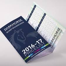 Brochures Folded Brochures