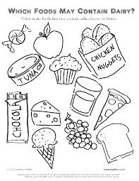 Restaurant Coloring Page Menu Coloring Pages Shellspells Org
