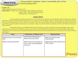 paper topics what why and how ppt video online  14 practice