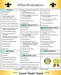 The Ultimate House Cleaning Checklist Printable By List For