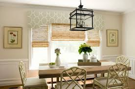 Small Picture Dining Room Window Treatment 20 Dining Room Window Treatment Ideas