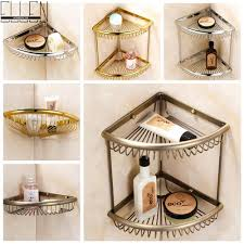 Brass Bathroom Accessories Compare Prices On Shower Accessories Holder Corner Online