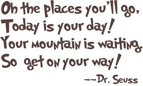 Dr Seuss Oh The Places You Ll Go Quotes Amazing Oh The Places You'll Go Dr Seuss Resiliency